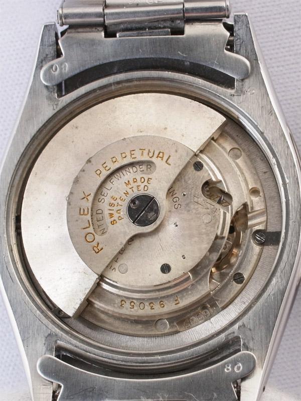 ROLEX SS オイスターパーペチュアル「TURN−0−GRAPH」クロノメーター