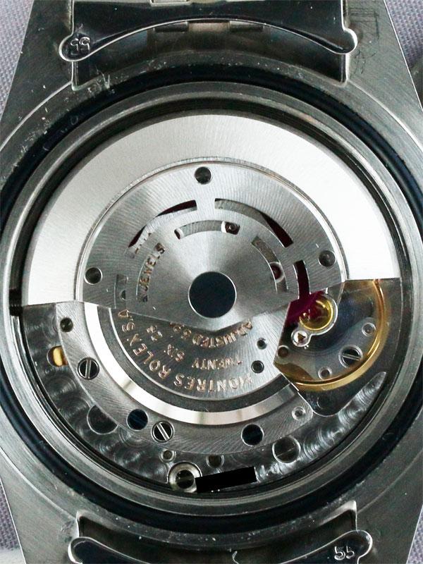 ROLEX SS オイスターパーペチュアル「GMT−MASTER」