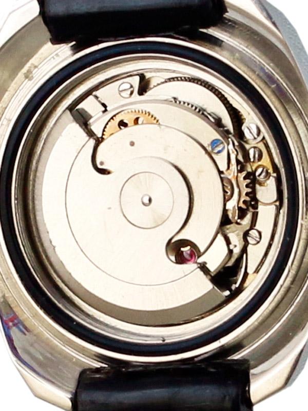 LIP SSスクリューバックケースオーバル型オートマチックダイバーモデル
