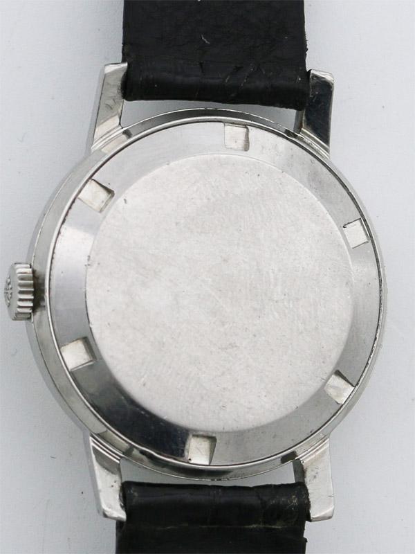 PATEK PHILIPPE SSスクリューバックラウンドケース 紳士用手巻き 日本正規輸入品