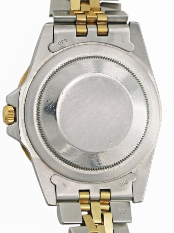 ROLEX SS/18K.オイスターパーペチュアルデイト「GMT−MASTER」ブラウンミラーカメレオンアイダイヤル