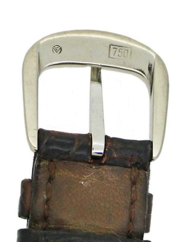FRANCK MULLER 18K.W.G.トノー型「ジャンピングアワーレギュレータームーンフェイズ」 BOX.保証書付き