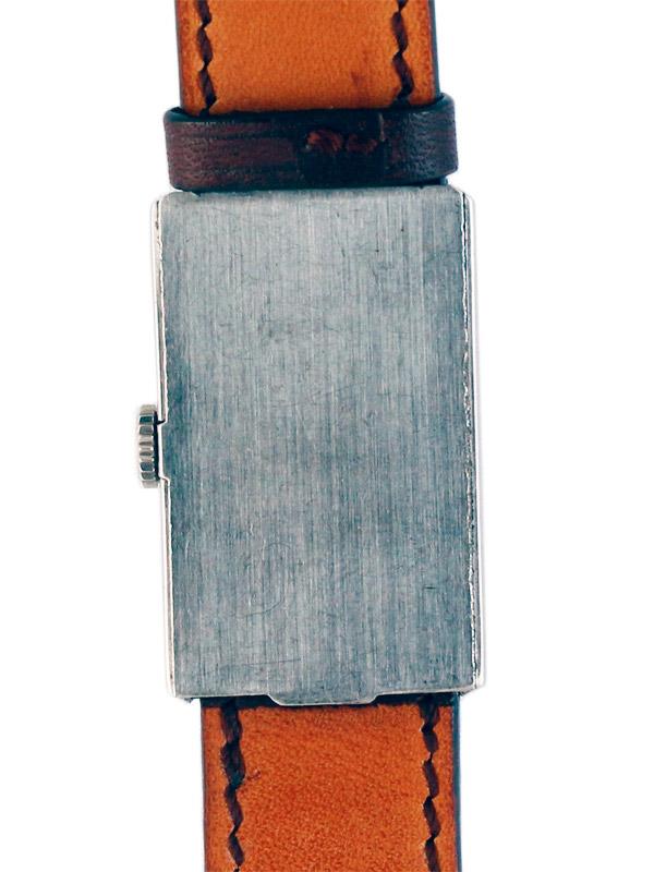OMEGA SS フテッドラグレクタングラーケース 紳士用手巻き