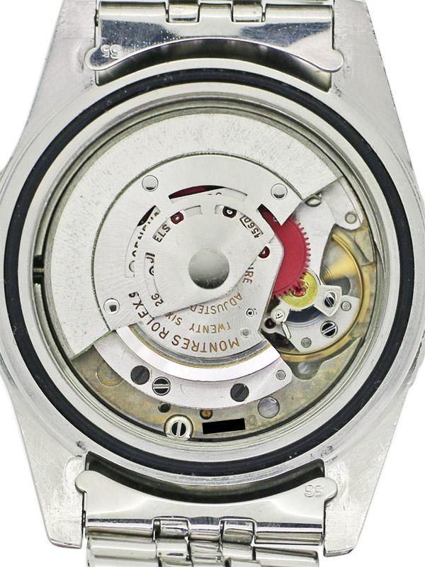 ROLEX SS オイスターパーペチュアル 「GMT−MASTER」ミラーダイヤル
