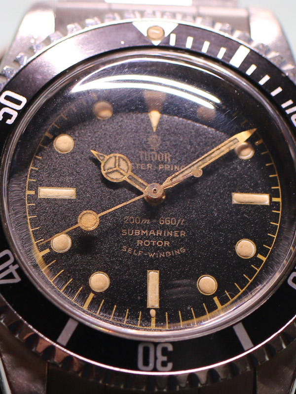 TUDOR SS オイスタープリンス「SUBMARINER」ROTOR SELF−WINDING