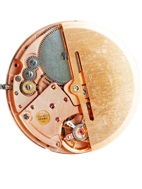 OMEGA SSワンピースケースオートマチック「Seamater」1000m/3300ft PROFESSIONAL