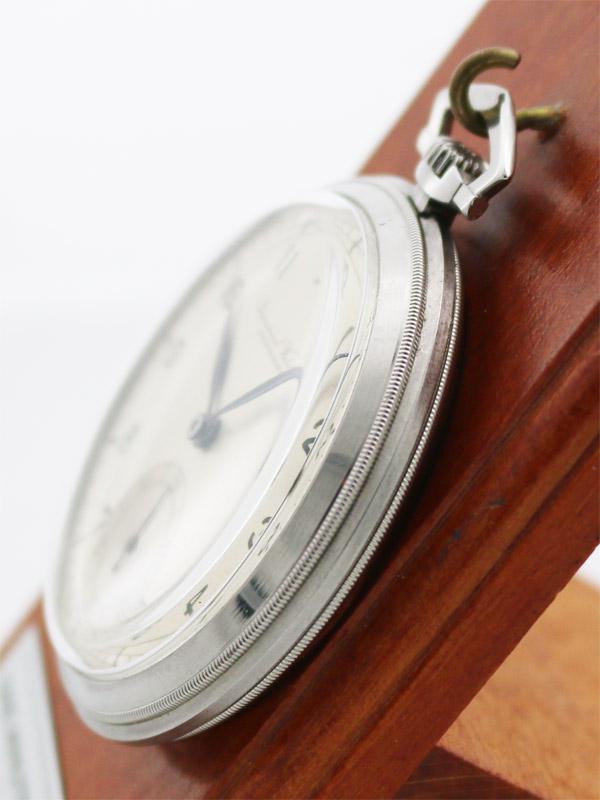 International Watch Co.SS 懐中時計 2トーンプリントアラビア数字インデックスダイヤル