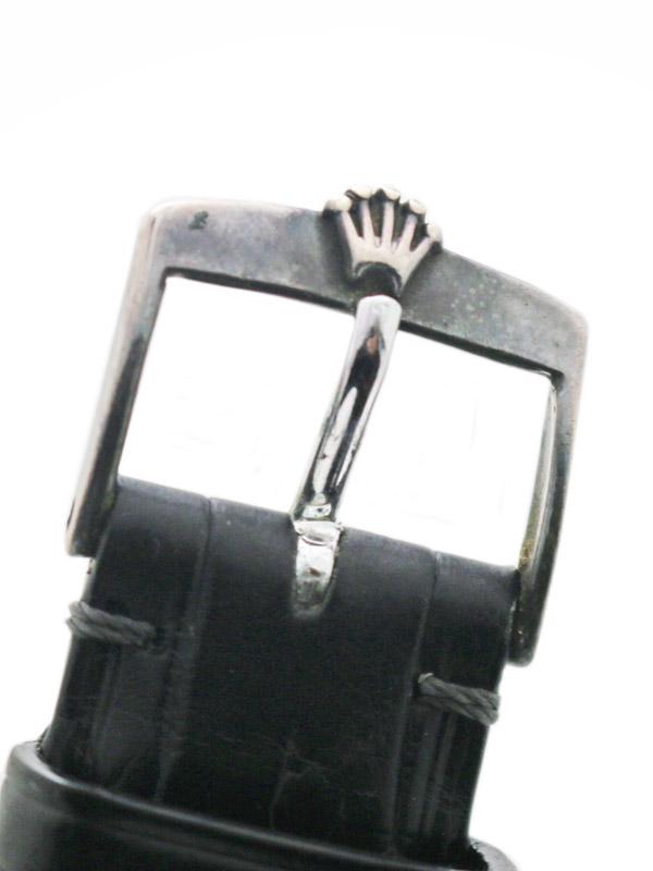 ROLEX SSオイスターパーペチュアル 「クロノメーター」ギョウシェエクスプローラータイプダイヤル BOX付き
