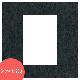 ヒンジ中枠【250SQ用】/2L/黒(LA)