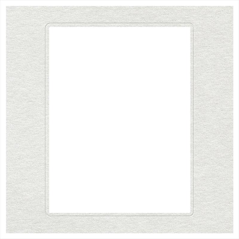 ヒンジアルバムセット【四六兼用】/リボン裏紙5枚・中枠2枚