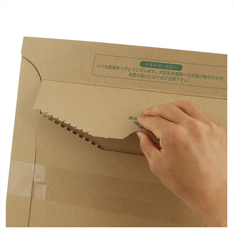 封筒型発送ケース 40X39