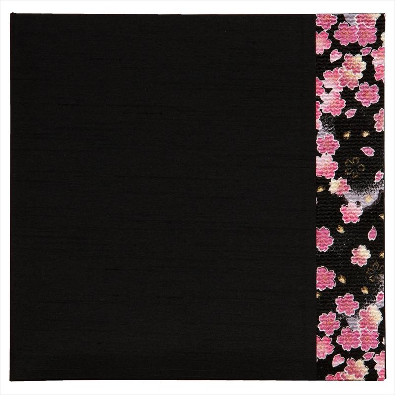 和柄台紙 黒×紫2L3面(2LXT2X2L)