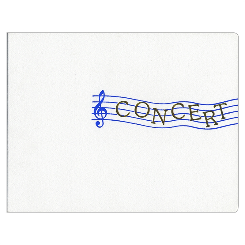 コンサート台紙 G/P−3