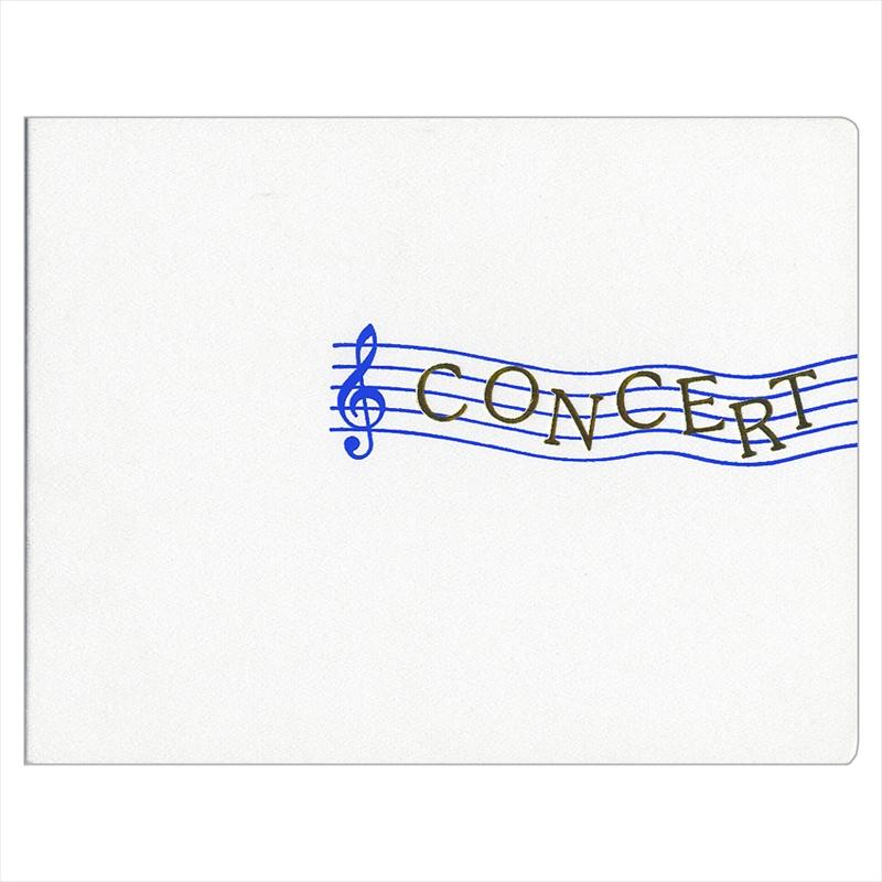 コンサート台紙 2L×G/P−1