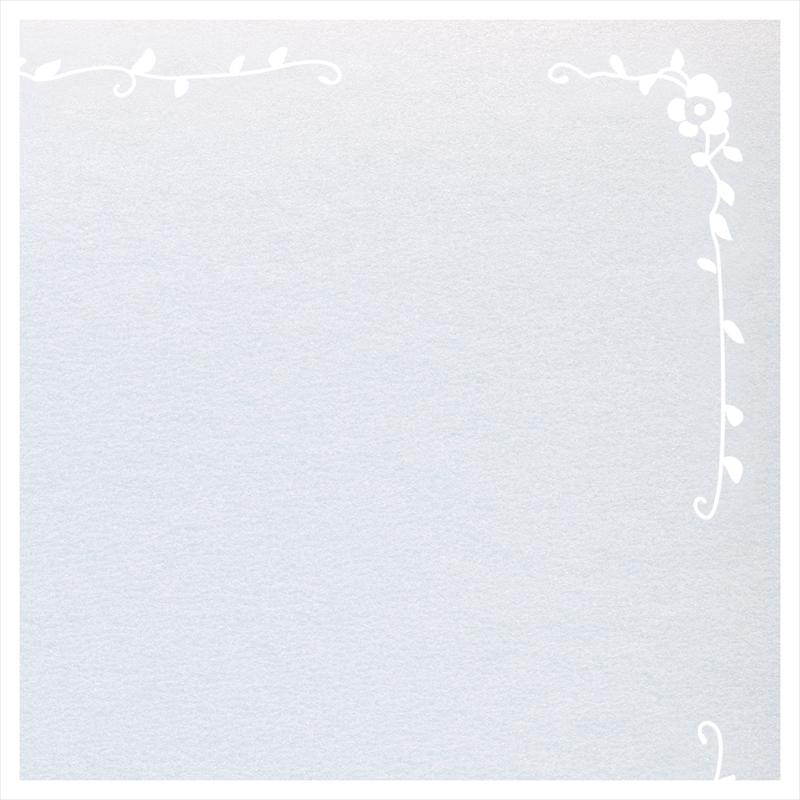 結婚証明書/ブル-羽ペン