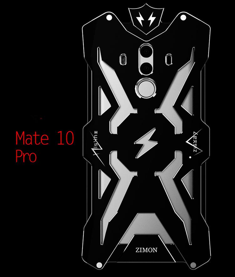 HUAWEI Mate 10 Proケース 6.0インチ BLA−L29 スマホケース 保護カバー 金属ケース 透かし彫り チョウかっこいい 通気性抜群 個性的