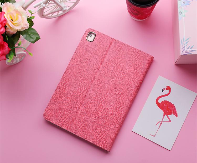 送料無料 iPad Air3 ケース iPad Air 10.5インチ 2019 ケース iPad Air 10.5インチ 第3世代 ケース アイパッド カバー タブレットPC シリコンケース 手帳型 段階調整 おしゃれ 鶴 ピンク