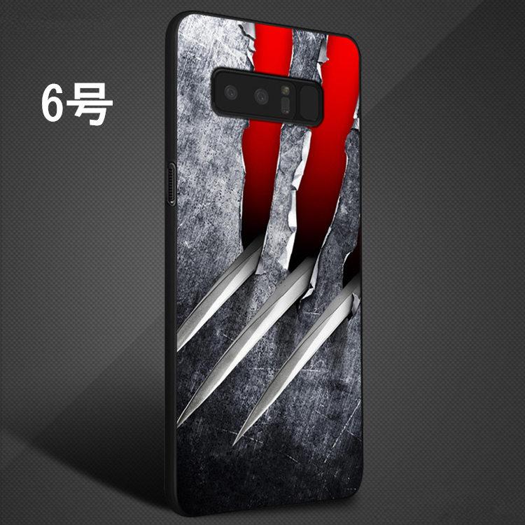 送料無料!Galaxy Note8 ケース ギャラクシーノートエイト ケース SC-01K/SCV37 docomo au サンスム 背面カバー 保護カバー 個性