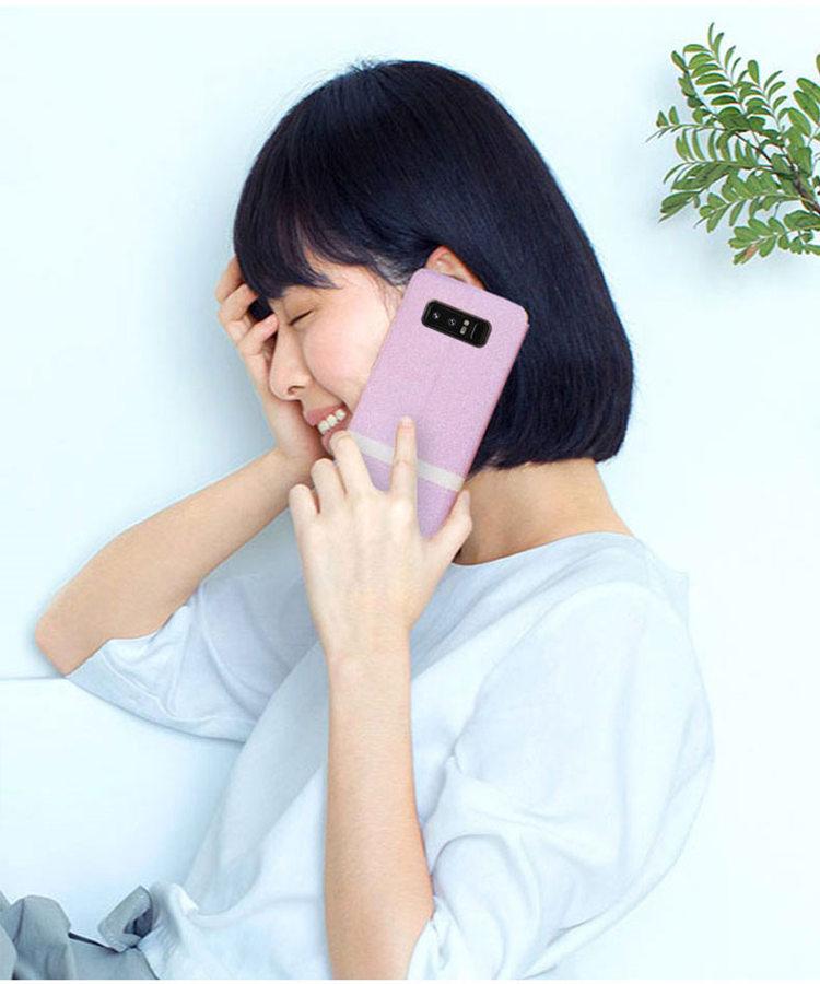 送料無料!Galaxy Note8 ケース ギャラクシーノートエイト ケース SC-01K/SCV37 docomo au サンスム 手帳型 スタンドタイプ 極薄 シンプル