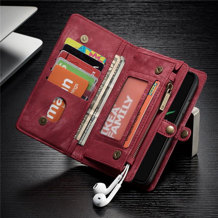 iPhone �S Maxケース iPhone XS Max ケース アイフォン テンエス マックス カバー Apple 6.5インチ スマホケース 保護カバー 手帳型 財布 多数カード収納 取り外せる 便利