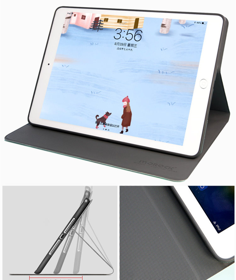 送料無料 iPad Air3 ケース iPad Air 10.5インチ 2019 ケース iPad Air 10.5インチ 第3世代 ケース アイパッド カバー タブレットPC 手帳型 オードスリーブ機能 かわいい