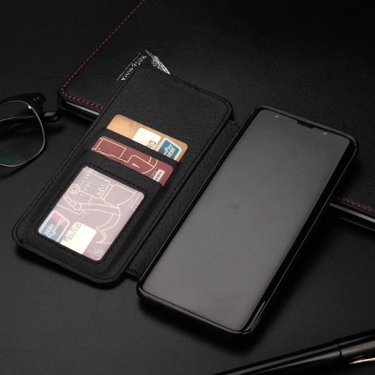 Samsung Galaxy S9+ ケース Galaxy S9 Plus ケース ギャラクシー S9 プラスケース スマホケース 手帳型 カード収納 キルティングレザー ティアラ