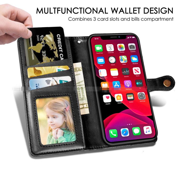 送料無料 iPhoneSE2 ケース iPhone SE 第2世代 iPhoneSE2020 ケース アイフォンカバー スマホケース 保護カバー 手帳型 ソフトカバー カード収納 ビジネス