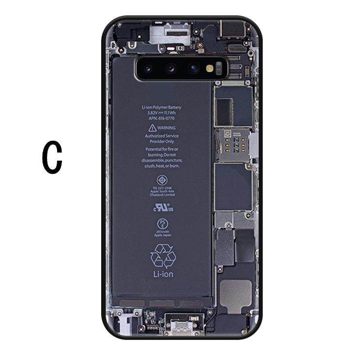 送料無料 Samsung Galaxy S10 ケース ギャラクシー s10 ケース サンスム 6.1インチ SCV41 SC-03L docomo au サンスム スマホケース TPUソフトケース 背面カバー 個性 おしゃれ