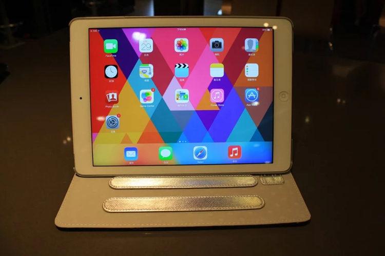 送料無料!ipad air ケース airカバー  アイパットエアーケース ipad カバー タブレットPC 手帳型 段階調整可能  PUレザー きらきら おしゃれ