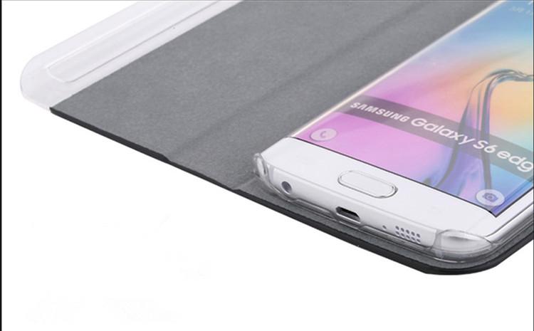 送料無料!Samsung Galaxy S6 edgeケース ギャラクシーS6 エッジ ケース SC-04G/SCV31 docomo au サンスム 手帳型 横開き まどあり 便利
