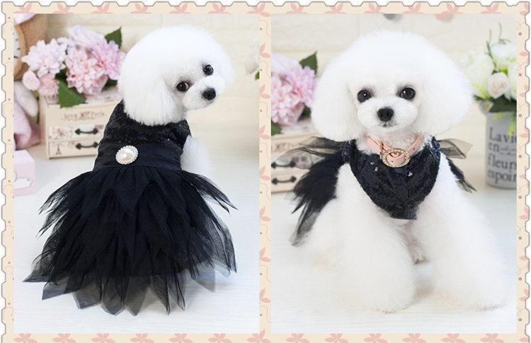 犬の服 スカート ドッグウエア ペット用品 ペッド服 ペットグッズ 春 夏 新作 犬服 ゴージャス ディナー