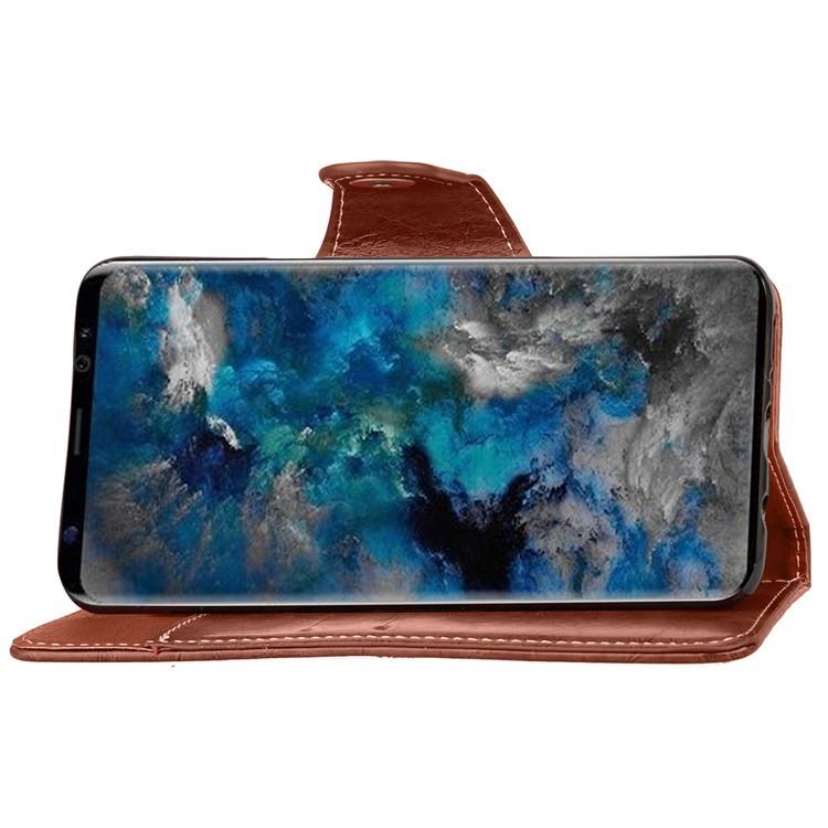 Samsung Galaxy S9Samsung Galaxy S9 ケース ギャラクシー S9 ケース SC-02K/SCV38 docomo au サンスム スマホケース ストラップ付き カード収納 ストラップ付き