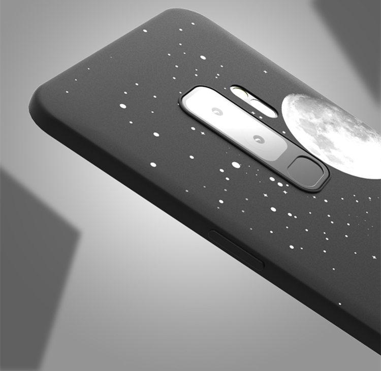 Samsung Galaxy S9Samsung Galaxy S9 ケース ギャラクシー S9 ケース SC-02K/SCV38 docomo au サンスム スマホケース 背面カバー シリコンケース 個性的