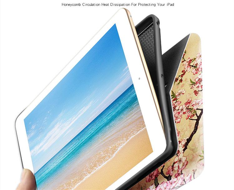 送料無料 2020年発売 iPad Air4 ケース 10.9インチ iPad Air(第4世代)ケース アイパッド エア4 カバー タブレットPC 手帳型 耐衝撃 段階調整 オートスリープ機能付き tpuソフトカバー