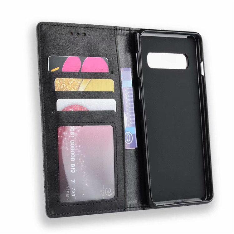 送料無料 Samsung Galaxy S10 ケース ギャラクシー s10 ケース サンスム 6.1インチ SCV41 SC-03L docomo au 耐衝撃 かわいいケース 手帳型 カード収納 シリコンカバー