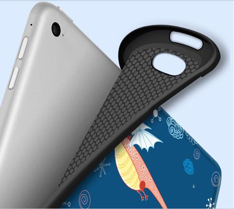送料無料 2020年発売 iPadAir4 ケース 10.9インチ iPad Air(第4世代)ケース アイパッド エア4 カバー タブレットPC 手帳型 オートスリープ機能付き PUレザーケース かわいい