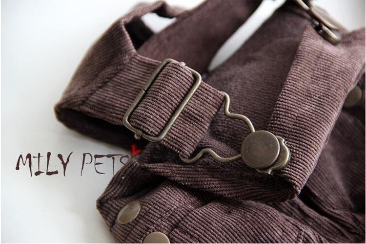 犬の服 サロペット ペット用品 DOG服 犬服 ペット服 ペアルック かわいい くも