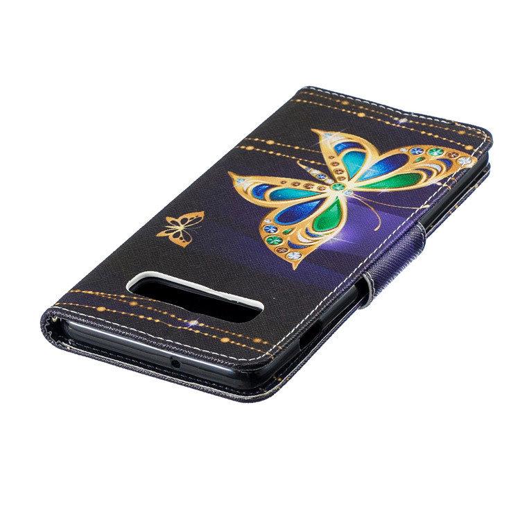 送料無料 Samsung Galaxy S10 ケース ギャラクシー s10 ケース サンスム 6.1インチ SCV41 SC-03L docomo au スマホケース 手帳型 カード収納 ソフト かわいい