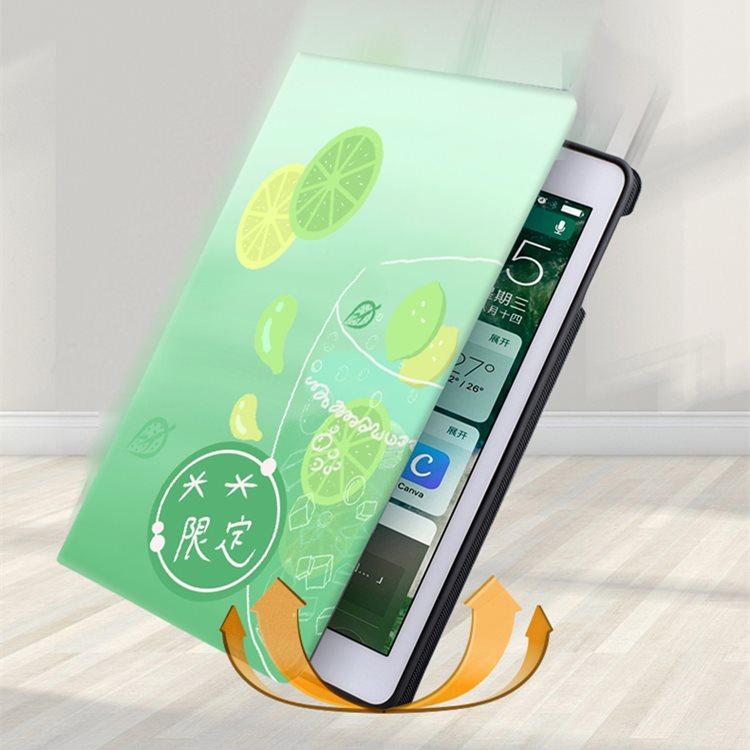 送料無料 2020年発売 iPadAir4 ケース 10.9インチ iPad Air(第4世代)ケース アイパッド エア4 カバー タブレットPC 手帳型 オードスリーブ機能 シリコン tpu PUレザー かわいい