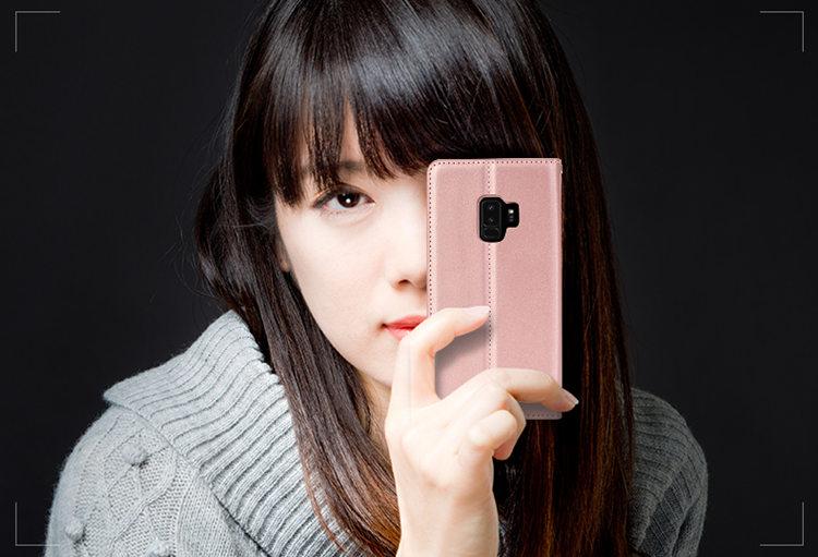 Samsung Galaxy S9Samsung Galaxy S9 ケース ギャラクシー S9 ケース SC-02K/SCV38 docomo au サンスム スマホケース 手帳型 カード収納 ソフト ストッラプ付き