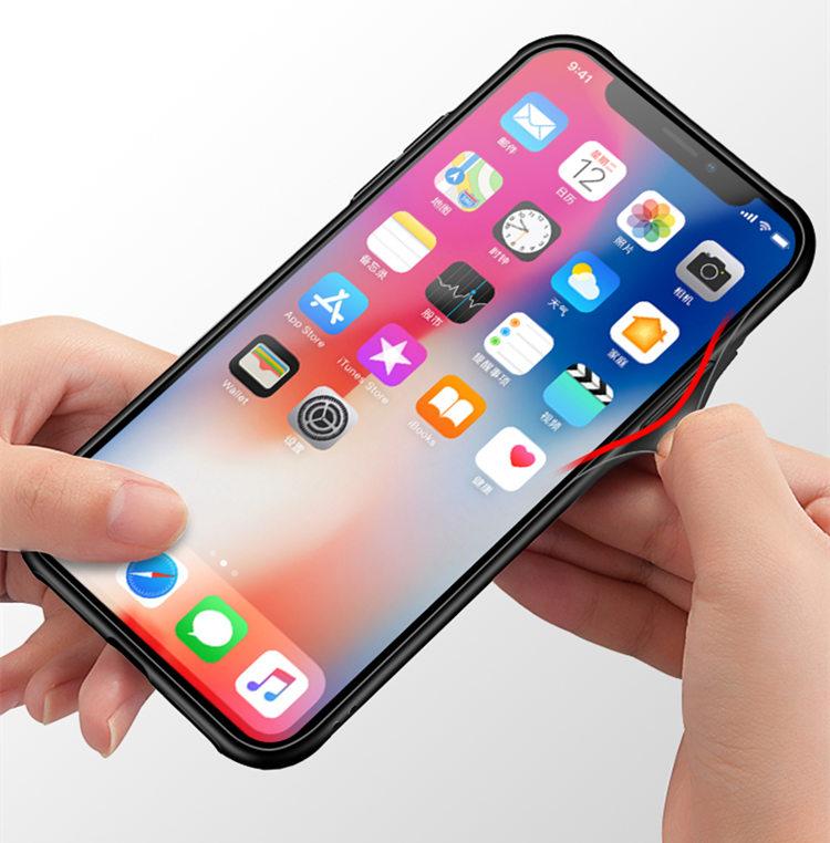 送料無料!iPhone XS ケース iPhone X ケース アイフォンX カバー Apple 5.8インチ スマホケース 背面カバー ガラスケース 女の子 おしゃれ