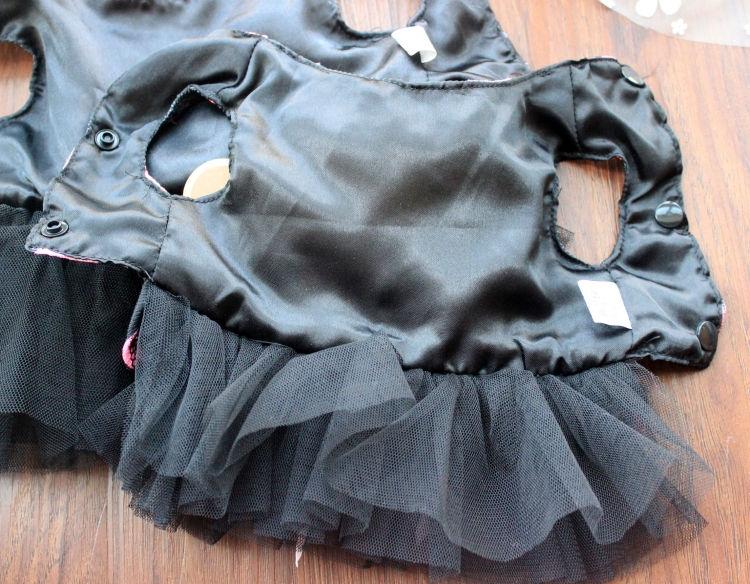 犬の服 ウェディングドレス パーティー ドレス ちょう結び 大きいリボン 前開き おしゃれペット トップス 結婚式 誕生日 プレゼント コスチューム