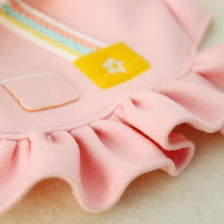 送料無料!犬の服 お嬢様オシャレワンピース プリンセス ピンク おしゃれ ドッグウエア ペット服 ワンちゃん服 お散歩またはお出かけが楽しくなりますね。