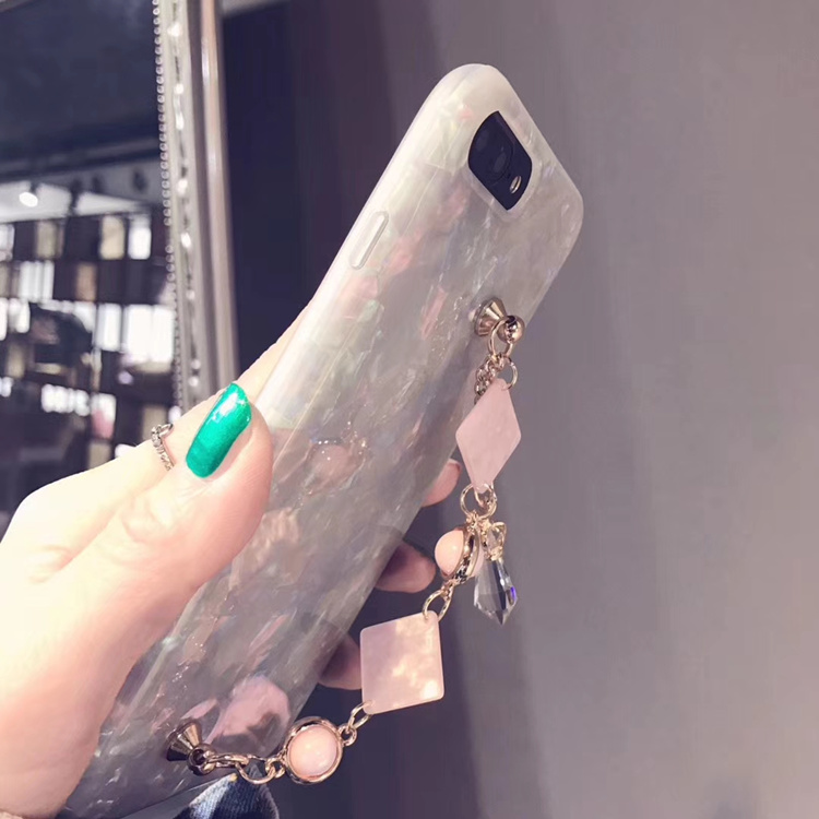 iPhone XS ケース iPhone X ケース アイフォンX カバー Apple 5.8インチ 保護カバー  デコ ストラップ ストーン きらきら おしゃれ