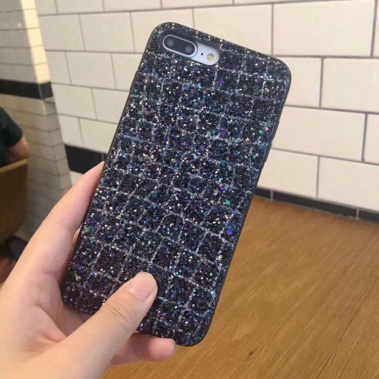 送料無料!iphone8 ケース アイフォン8 カバー iphone7 ケース iphone7 カバー アイフォン7 ケース Apple 4.7インチTPU 背面カバー きらきら おしゃれ