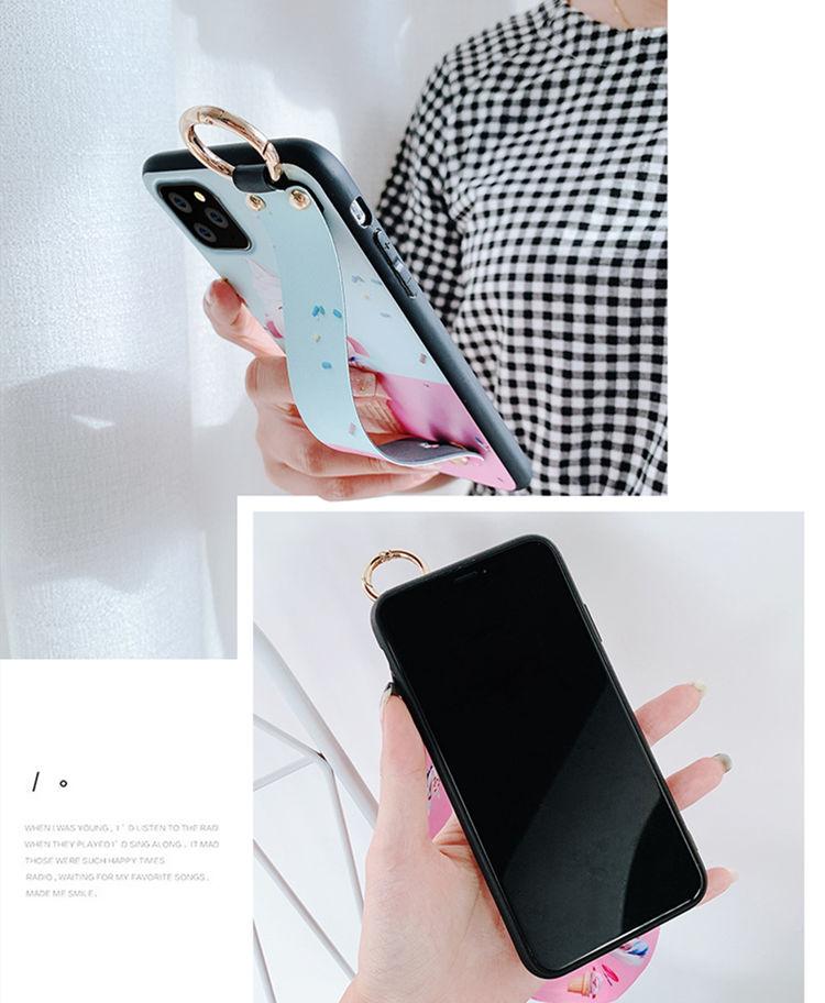 送料無料!iPhone 11 Pro Maxケース iPhone11 pro maxカバー アイフォン11 プロ マックス ケース Apple 6.5インチ スマホケース 保護カバー  tpu バンパー ストラップ付き タンドタイプ ぶた ピンク かわいい オシャレ
