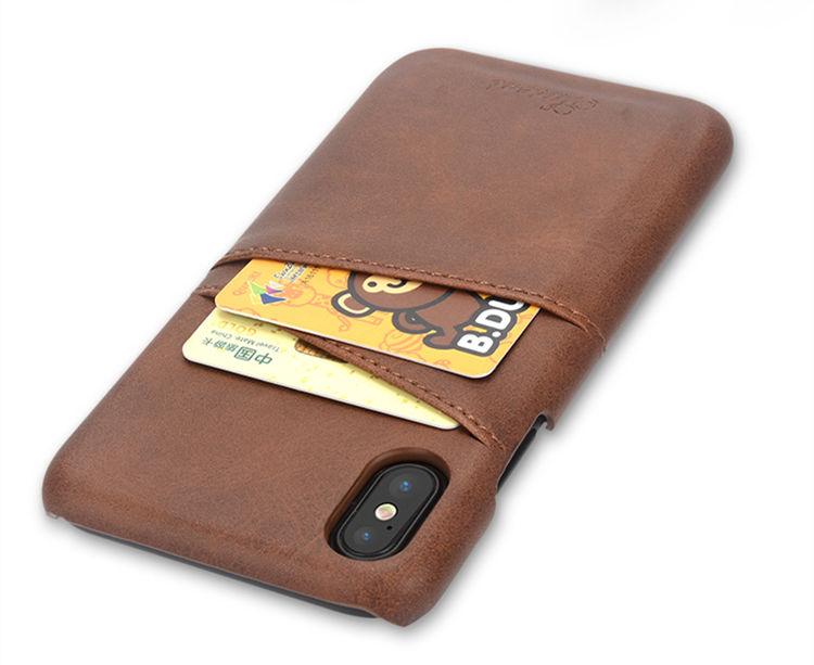 iPhone �S ケース iPhone X ケース アイフォンX カバー Apple 5.8インチ スマホケース 背面カバー カード収納あり 簡単