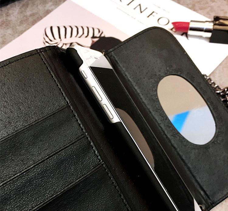 送料無料!iPhone 11 Pro Maxケース iPhone11 pro maxカバー アイフォン11 プロ マックス ケース Apple 6.5インチ スマホケース 保護カバー 手帳型 バッグの形 チェーン付き カード収納あり かがみ おしゃれ