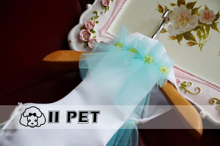 送料無料!犬服 チュールスカート ワンピース キャミソール 夏 セレブ犬服 ゴージャス フリフリ プレゼント 写真記念 高級感たっぷり!まるでお姫様☆