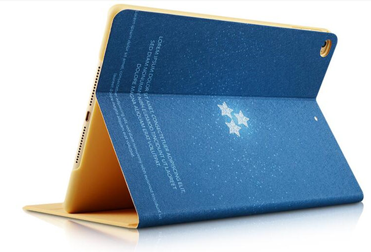 送料無料!ipad 2017 ケース ipad air2 ケース ipad air ケース アイパットエアー カバー タブレットPC 手帳型 オートスリープ機能付き PUレザーケース 色絵 かわいい